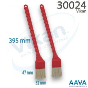 Vikan 30024 Toaster Brush 2 pcs. 395 mm Medium Red